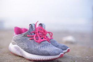 shoes pair-of-grey-sneakers-1750045